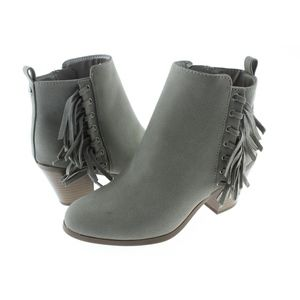 Circus by Sam Edelman Womens Leather Ankle Boots